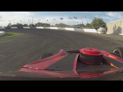 Stockton 99 Speedway Modifieds Dash 5/14/16