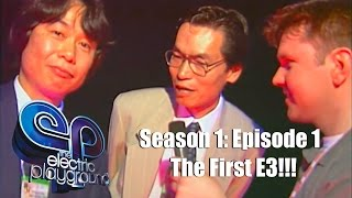 The First 3 Years of E3 Exclusive Footage: S01E01