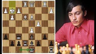 Карпов сделал 3 хода КОРОЛЕМ в ДЕБЮТЕ и выбил Камского из колеи Шахматы.
