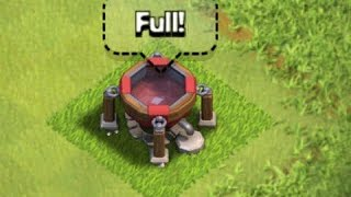 NEW CLASH OF CLANS UPDATE REVIEW (DARK SPELL FACTORY + NEW AIR SWEEPER) RANT