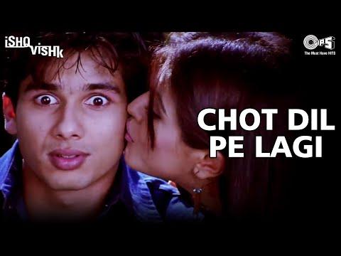 Chot Dil Pe Lagi Full Video - Ishq Vishk | Shahid & Shehnaz | Alisha & Kumar