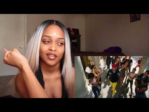 Lil Dicky ft Chris Brown FREAKY FRIDAY  *REACTION*