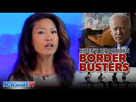 Joe Biden, working against progress | Newsmax TV's Michelle Malkin
