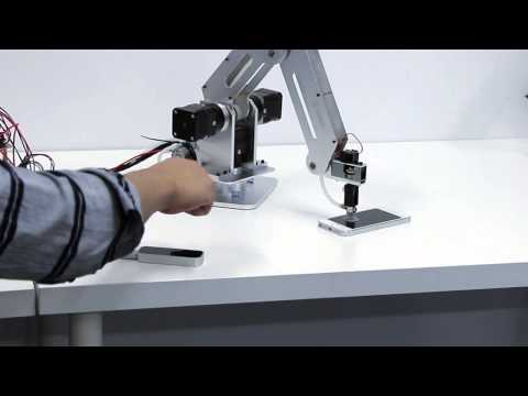 Dobot Arm: Brings Industrial Precision to Every Maker's Desktop
