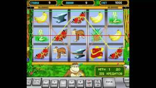 Обзор игрового автомата Crazy Monkey (Обезьянки) от производителя Igrosoft - GMSlots(, 2017-07-05T16:00:04.000Z)