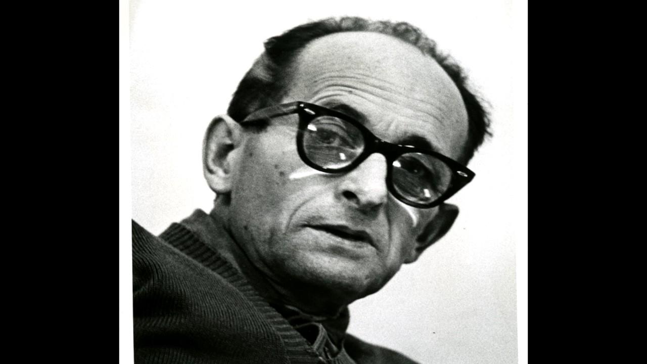 Adolf Eichmann: biography and crimes 65