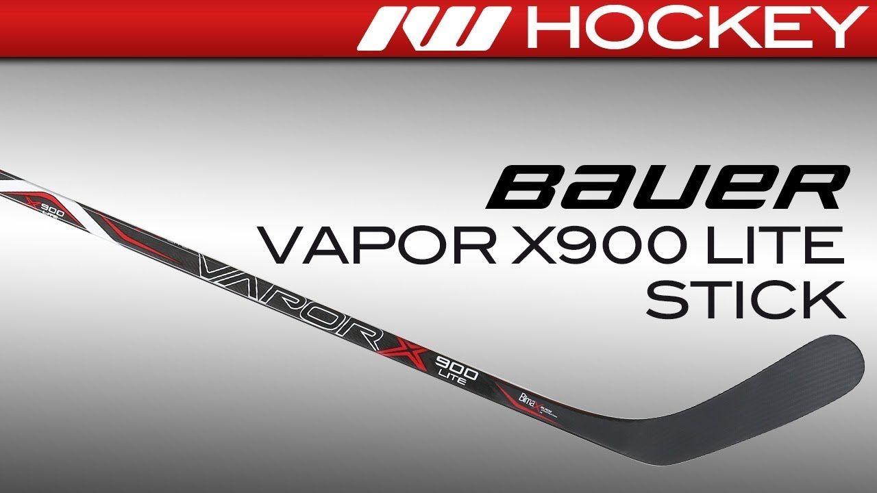 2ff3a690542 Bauer Vapor X900 Lite Stick Review - YouTube