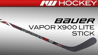 Bauer Vapor X900 Lite Stick Review