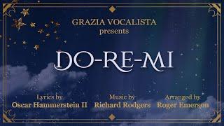 """Grazia Vocalista Presents, """"Musikalische Philanthropie : Eternal Memories"""" Our third annual concert DoReMi Do Re Mi was first popularized by the show, ..."""