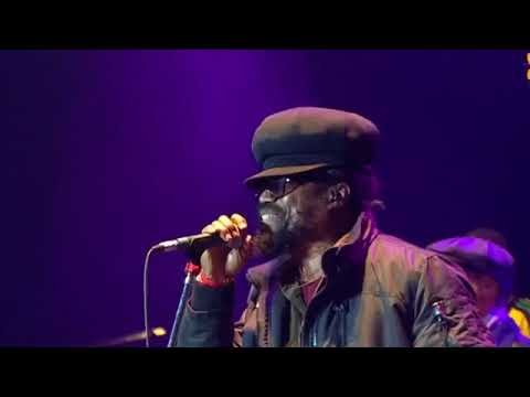The Real Sound of Black Uhuru - Sly & Robbie with Mykal Rose - Live in Argentina 2017