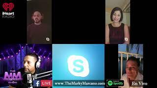 Entrevista a Osvaldo Rios en The Marky Marcano Radio Show