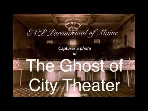 Ghost of  Biddeford City Theater , Eva Gray?