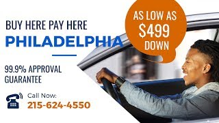 Buy Here Pay Here in Philadelphia |  how financing vehicles for sale