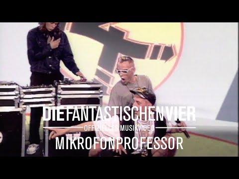 Die Fantastischen Vier - Mikrofonprofessor  (Original HQ)
