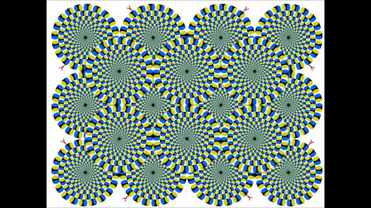 Illusion Wallpaper 3d Optical Illusions Science Fair Video Youtube