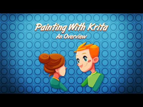 Krita 2.9 review, and overview of the key features