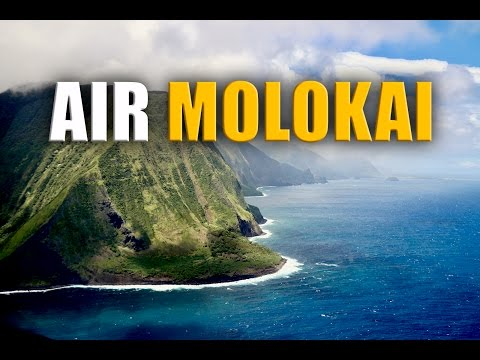 Hawaii | Seeing Molokai by Helicopter