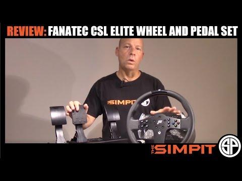 Fanatec CSL Elite Combo Review