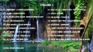 Gambar cover GOLDEN LOVE SONG 60 to 70 VOLUME 1