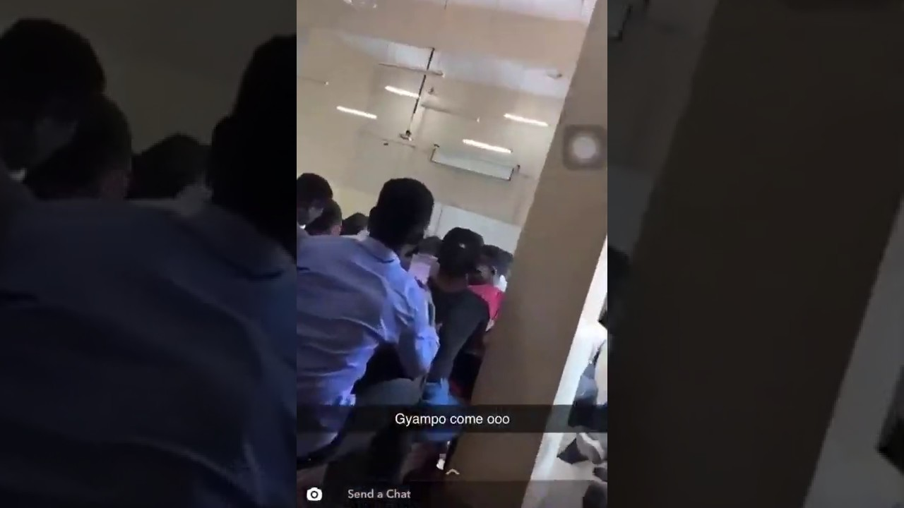 Download University of Ghana Students Reaction on Prof Gyampo's first class 'sex for grades' scandal