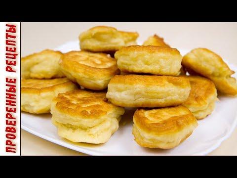 Пышные Оладьи как Пух! Простой и Вкусный Рецепт #Оладушки на Кефире