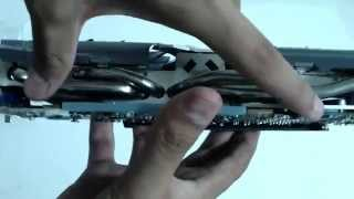 Unboxing of the MSI Geforce GTX560 Ti Hawk Edition Graphics Card