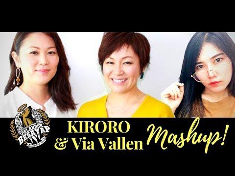LIVE KIRORO - MIRAI MASHUP VIA VALLEN - SAYANG KERONCONG TINGKILAN COVER
