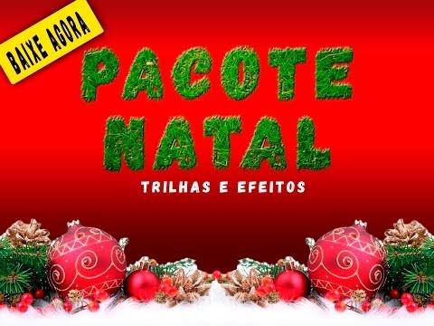 #PACK NATAL #CHRISTMAS #TRILHAS DE NATAL