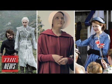 2018 Emmy Nominations Highlights | THR News