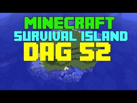 Minecraft - Survival island - Dag 52 ''Hot or not?!''