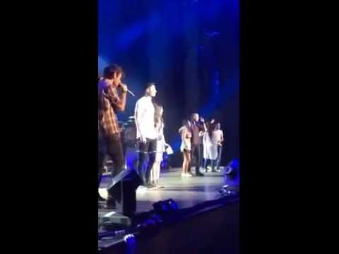 The Wanted- Heart Vacancy, Vancouver 2014