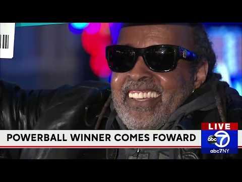 NYC Powerball Winner Comes Forward