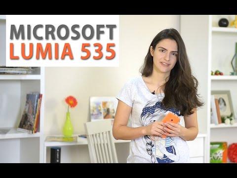 Microsoft Lumia 535: обзор смартфона