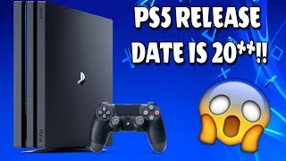 *PS5 NEWS* | *PLAYSTATION 5 RELEASE DATE LEAKED* | *SONY CEO RELEASED NEW PS5 CONSOLE DETAILS*!!!!