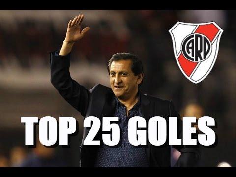 Los 25 mejores goles del River de Ramón (2012-2014) HD