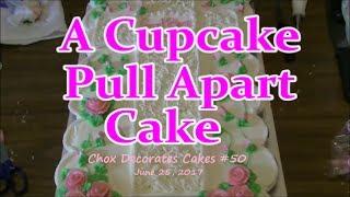 A Cupcake Cake: God Bless Elena