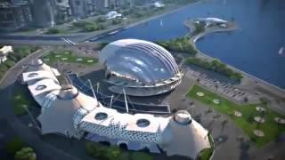 Xezer Adalari Baki 2020 Ci il Khazar Islands Baku 2020