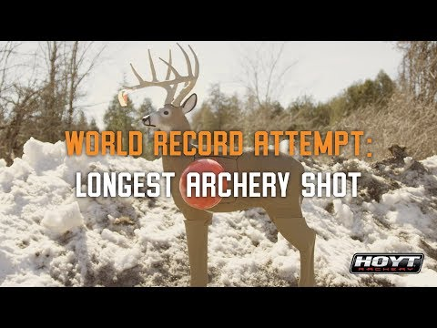 World Record Attempt: Longest Archery Shot