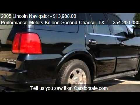 2005 Lincoln Navigator Limited Edition For Sale In
