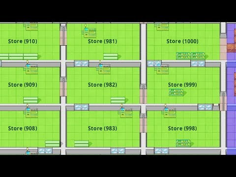 I Built a Mall With 1000 Stores - Another Brick in the Mall