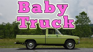 homepage tile video photo for 1973 Ford Courier: Regular Car Reviews