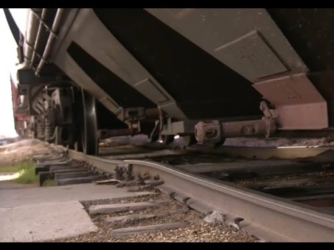 Governor's Rail Investment News Conference