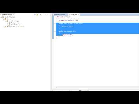 java-made-easy-tutorial-22---encapsulation