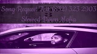 17 Kevin Gates Tryna Yea Slowed Down Mafia @djdoeman