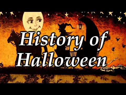 History of Halloween  - Documentary