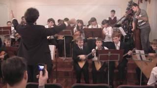 Шерлок Холмс - Sherlock Holmes /оркестр ДМШ №17