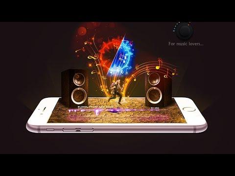 S Music Player 3D EL MEJOR REPRODUCTOR DE MÚSICA CON EFECTO Y TEMA UNICOS