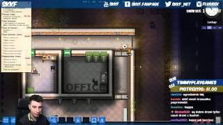Prison Architect -  BUDUJEMY NOWE WIĘZIENIE! [#LIVE]