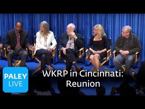 WKRP in Cincinnati cast reunion