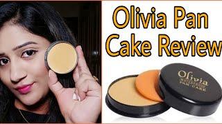 Olivia Pancake Review + Demo ( Hindi) Affordable Makeup Base